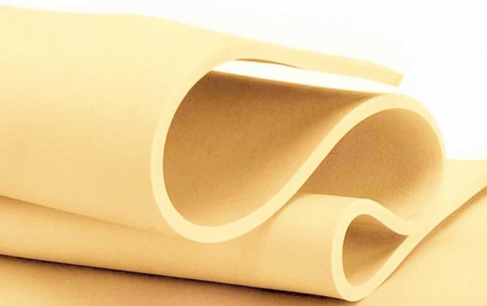 Natural Rubber Sheet Pure Gum Rubber Sheet Aok Rubber